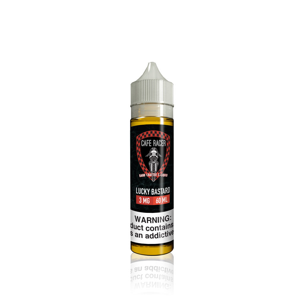 Lucky Bastard (30ml) - Cafe Racer E Liquid