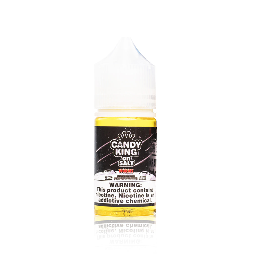 Sour Worms - Candy King On Salt E Liquid