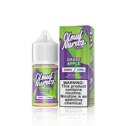 Grape Apple - Cloud Nurdz Salts E Liquid