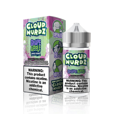 Grape Apple - Cloud Nurdz E Liquid