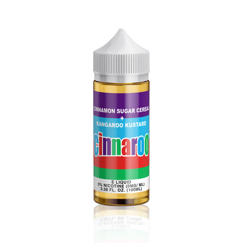 Cinnaroo - Cloud Thieves E Liquid