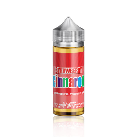Strawberry Cinnaroo - Cloud Thieves E Liquid