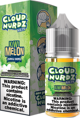 Kiwi Melon - Cloud Nurdz Salts E Liquid