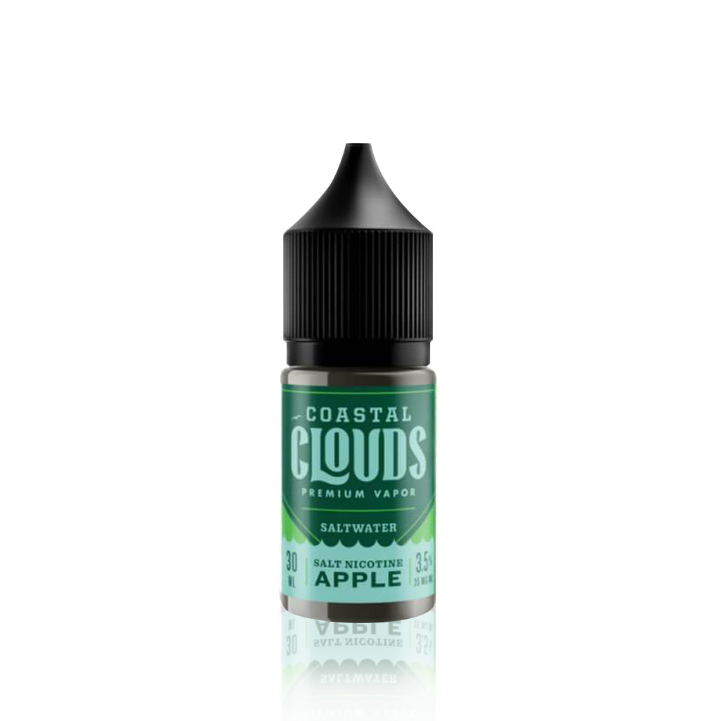 Apple  - Coastal Clouds Co. Salt E Liquid
