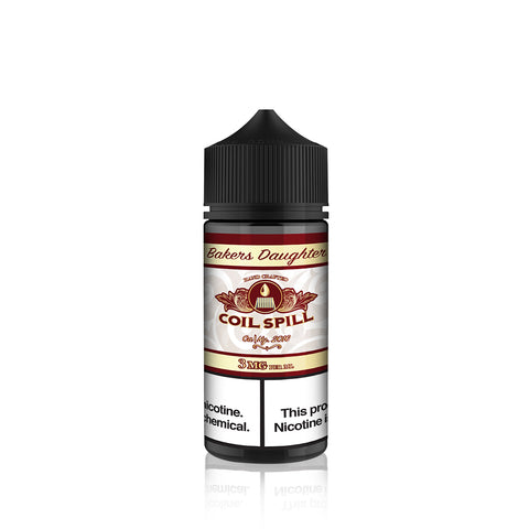 Bakers Daughter - Coil Spill E Liquid