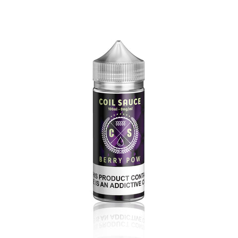 Berry Pow - Coil Sauce - Art of E-Liquids