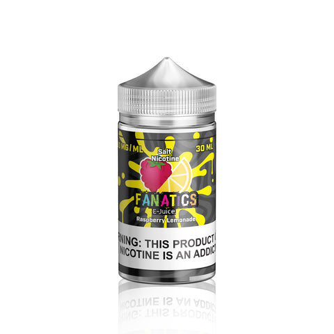 Raspberry Lemonade - Salt Fanatics E Liquid