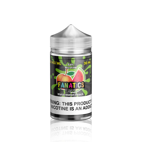 Watermelon Peach - Salt Fanatics E Liquid