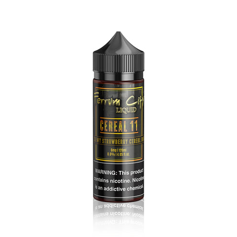 Cereal 11 - Smelted E Liquid
