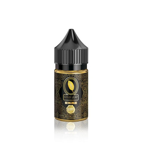 GMT - Gold Leaf Salt E Liquid