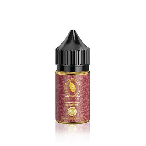 Emericano - Gold Leaf Salt E Liquid