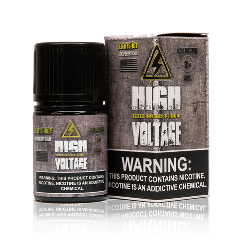 Lights Out - High Voltage E Liquid