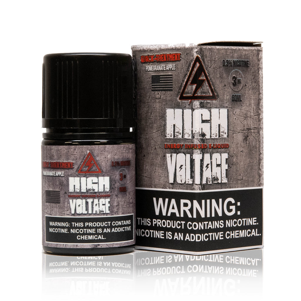 Shock Treatment - High Voltage E Liquid