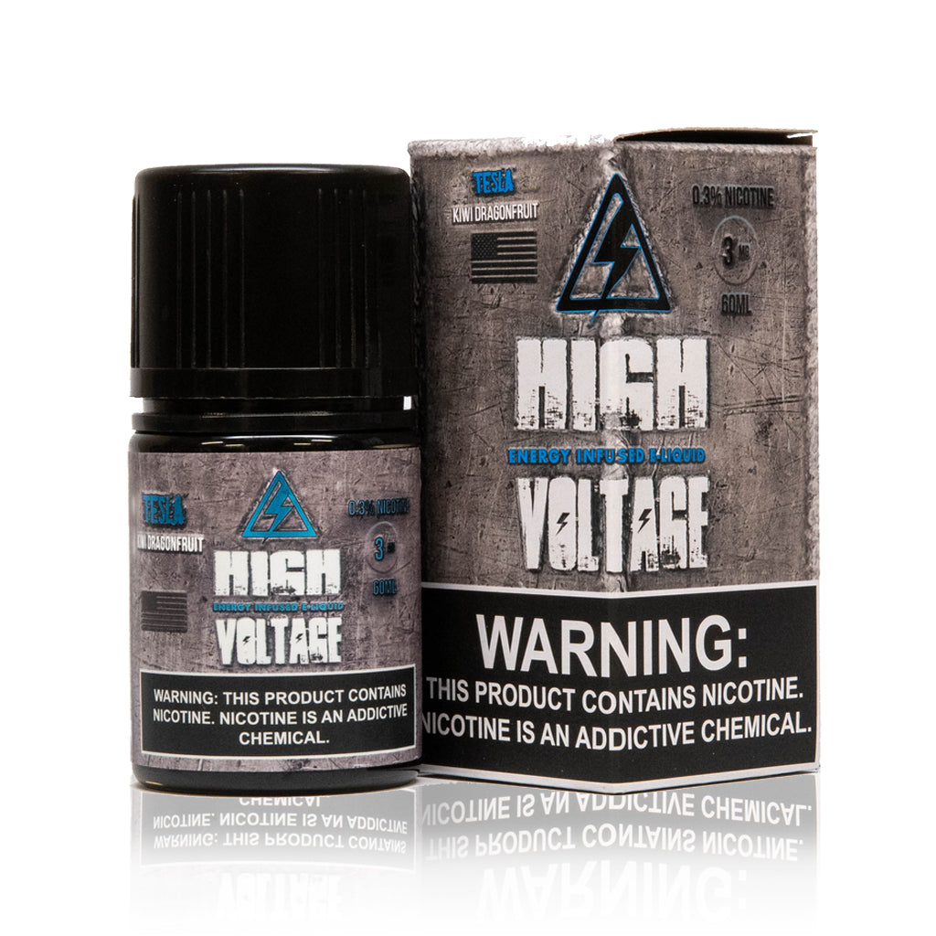 Tesla - High Voltage E Liquid