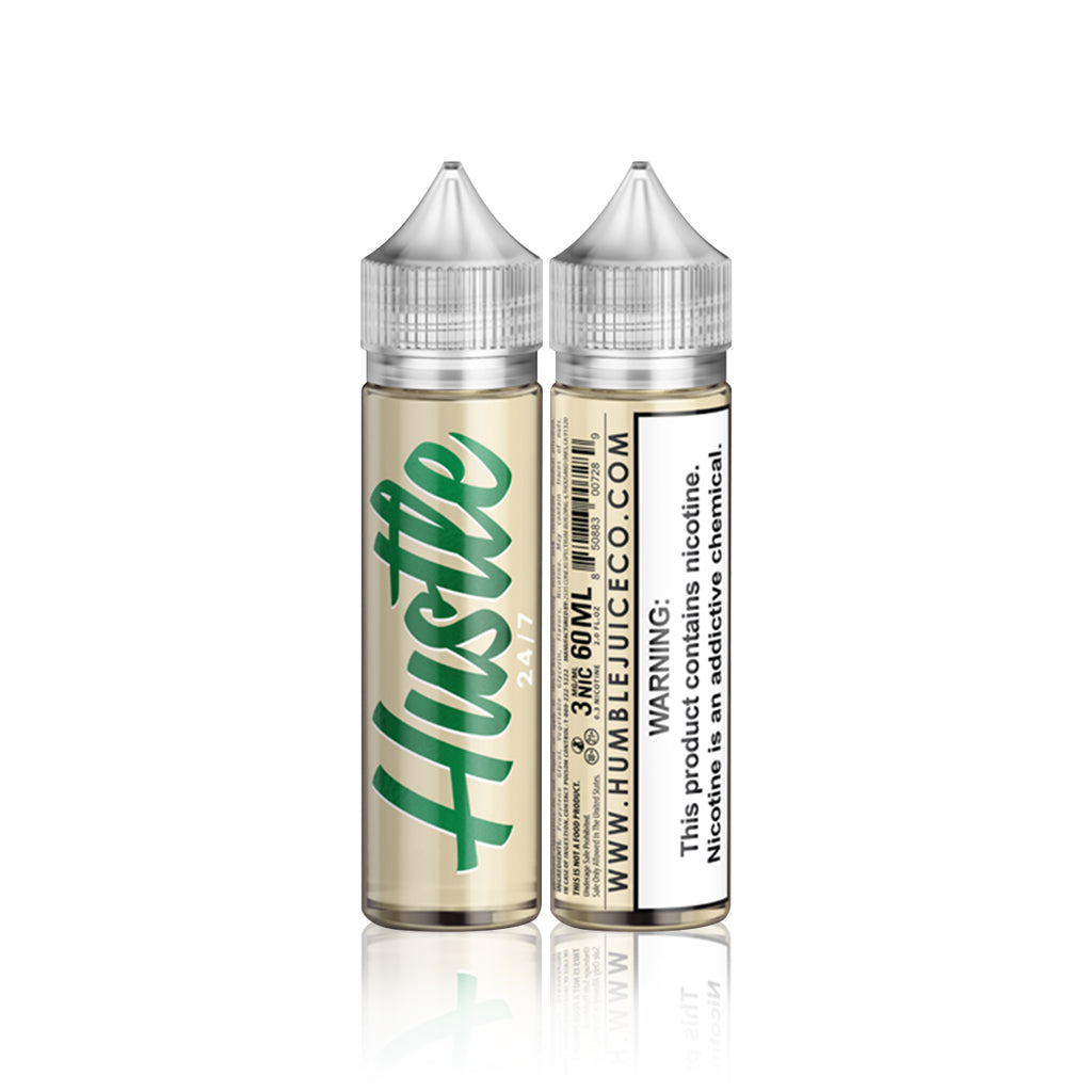 247 - Hustle E Liquid