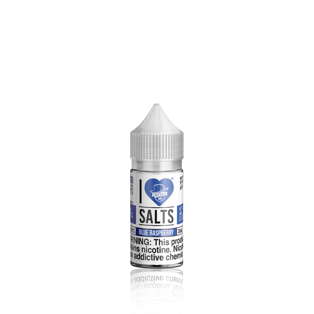 Blue Raspberry - I Love Salts E Liquid