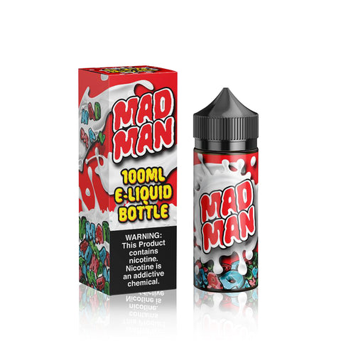Mad Man - Juice Man E Liquid