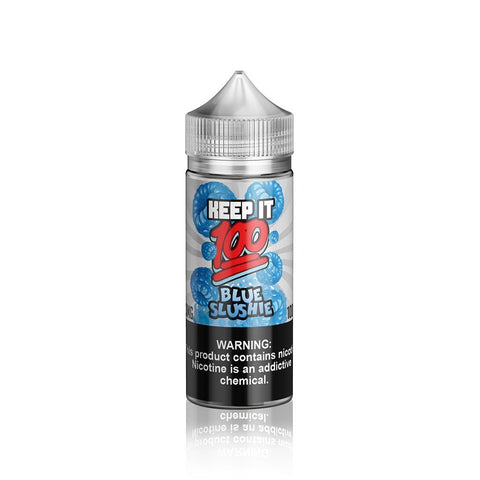 Blue Slushie - Keep It 100 E Liquid