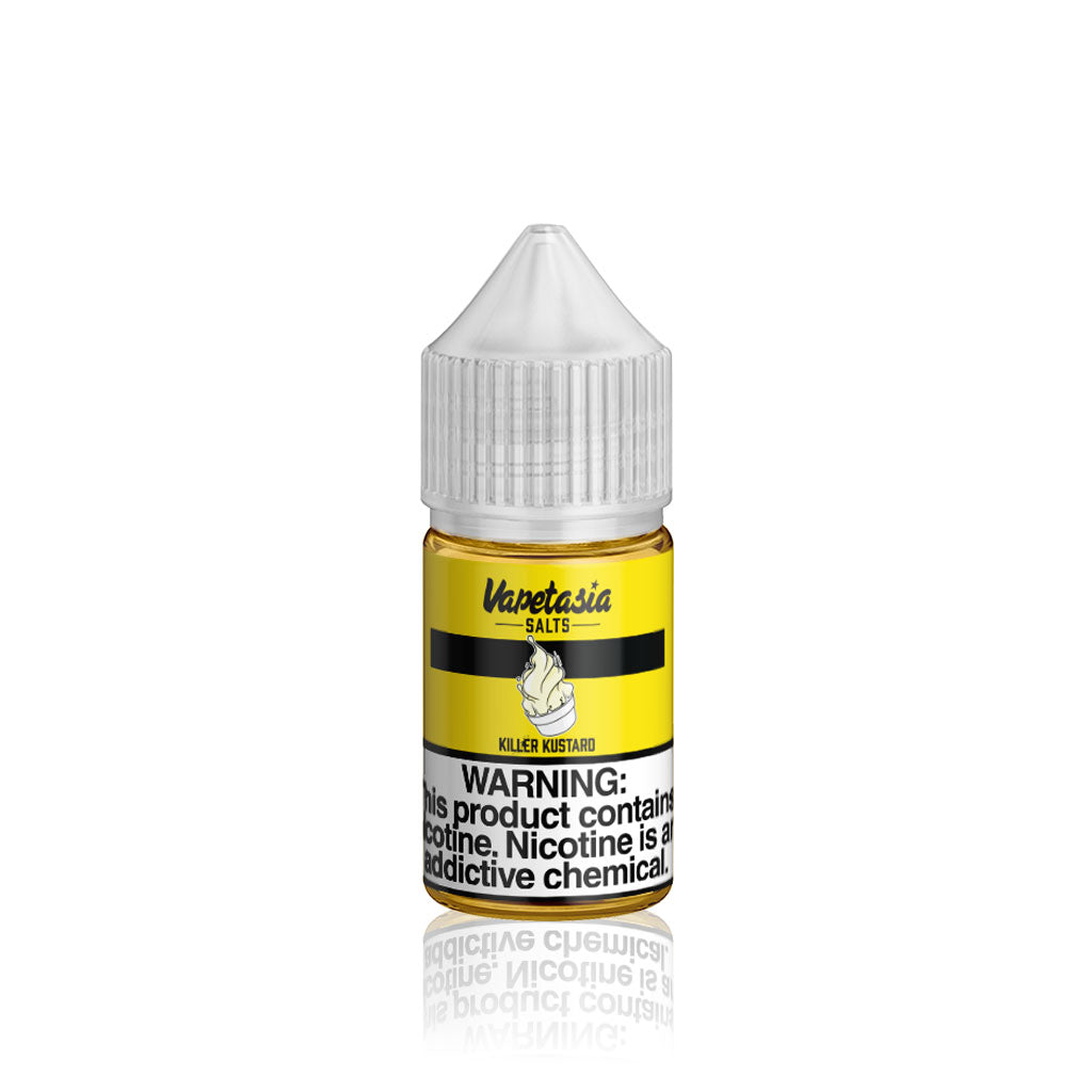 Killer Kustard - Vapetasia Salt E Liquid