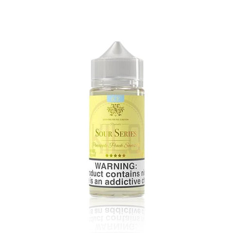 Pineapple Peach Sours - Kilo Sour Series Ice E Liquid