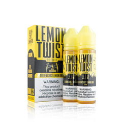 Golden Coast Lemon Bar - Lemon Twist E Liquid