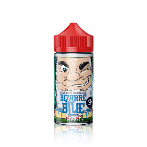 Blue Raspberry Cheesecake - Bizarre Blue E Liquid