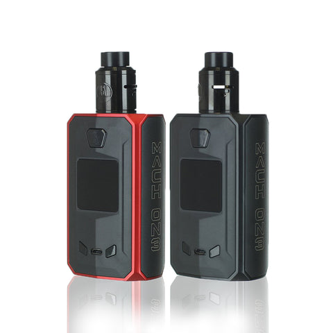Mach On3 240W Squonk Kit - United Society of Vape