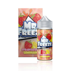 Strawberry Lemonade - Mr. Freeze E Liquid