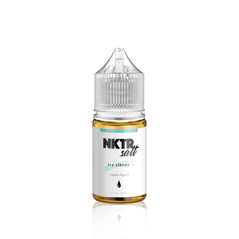 Ice Citrus - Nktr Salt E Liquid