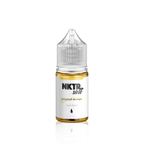 Original Mango - Nktr Salt E Liquid