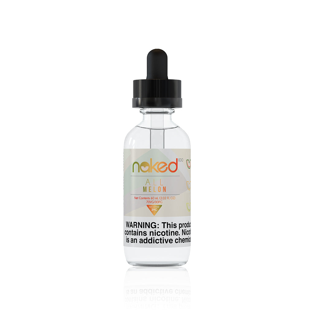 All Melon - Naked 100 E Liquid