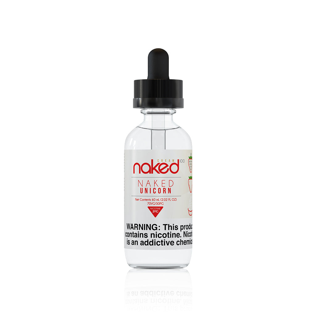 Naked Unicorn - Naked 100 Cream E Liquid