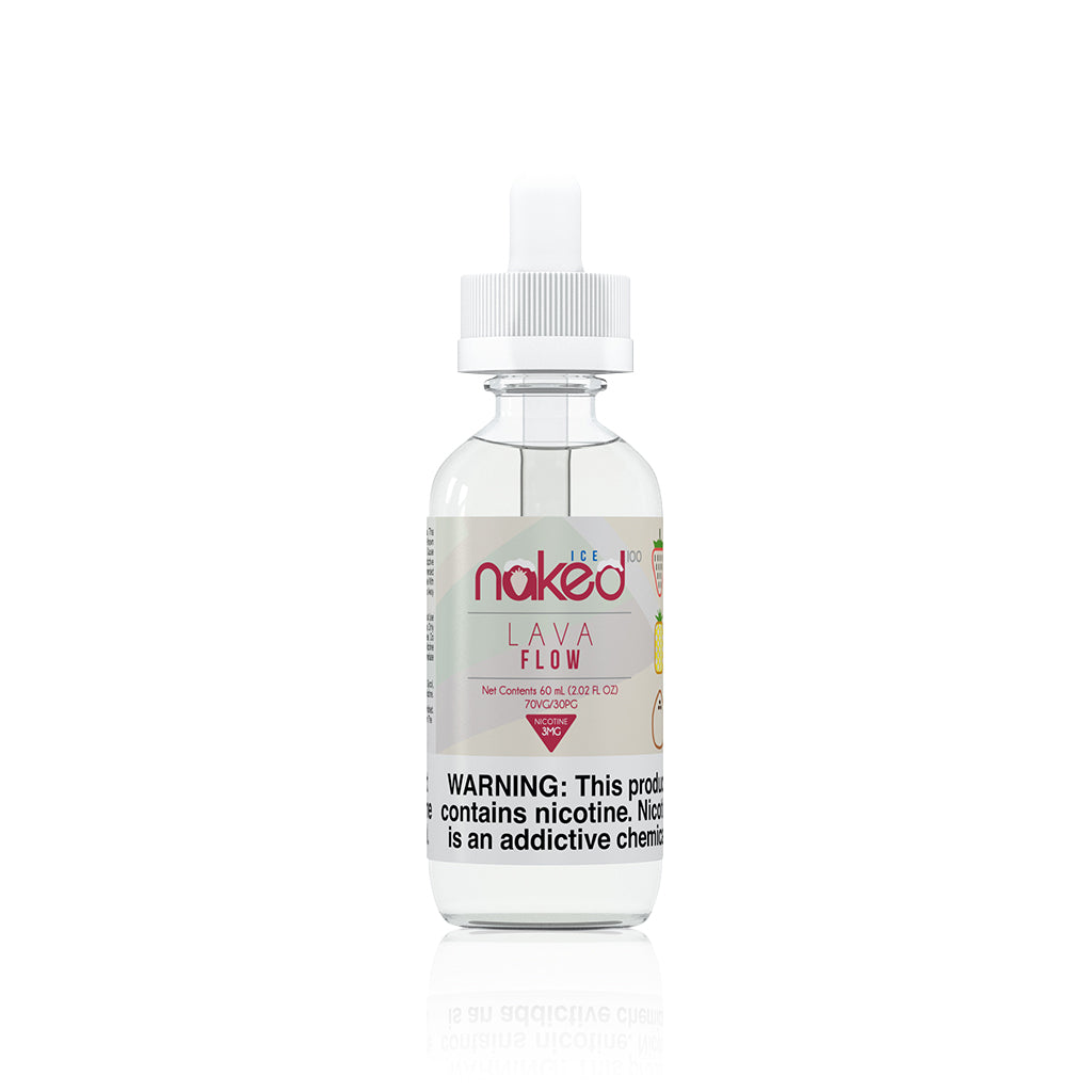 Lava Flow Ice - Naked 100 Ice E Liquid