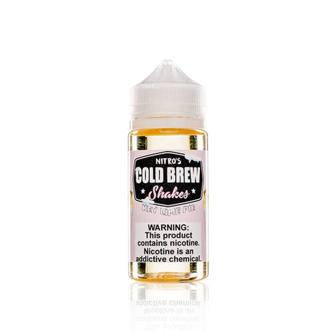Key Lime Pie - Nitro's Cold Brew Shakes E Liquid