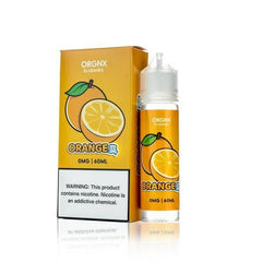 Orange Ice - ORGNX E Liquid
