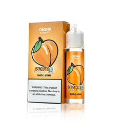 Peach Ice - ORGNX E Liquid