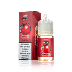 Apple Ice - Orgnx Salt E Liquid