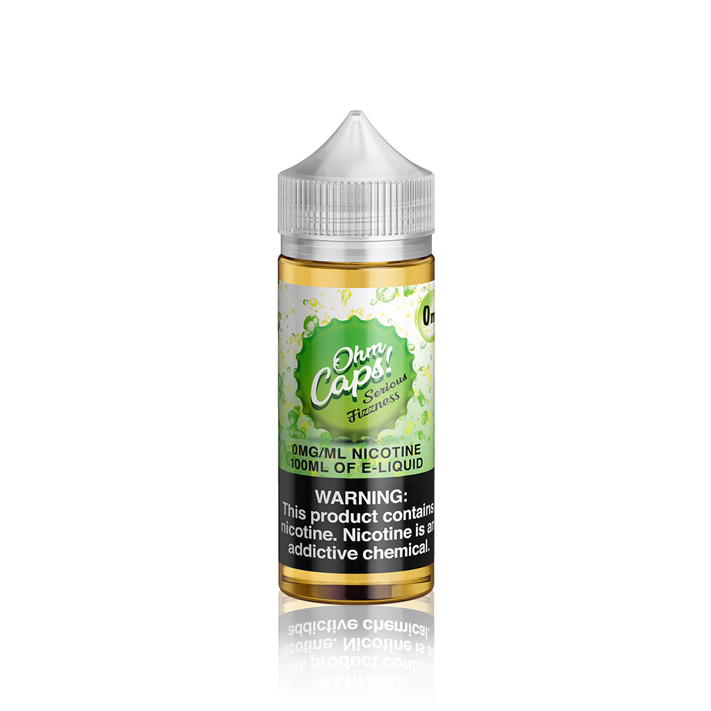 Serious Fizzness - Ohm Caps! E Liquid