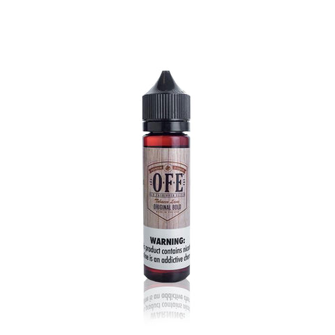 Original Bold - Old Fashion Elixir E Liquid