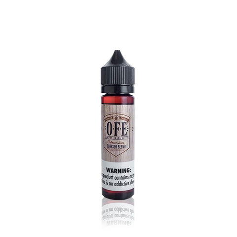 Turkish Blend - Old Fashion Elixir E Liquid
