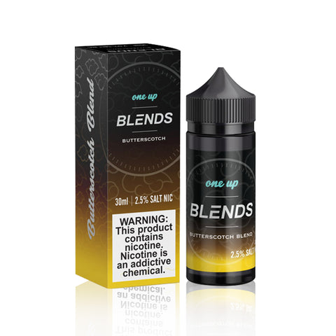 Tobacco Butterscotch Blend - Blends Salt Nic By One Up Vapor