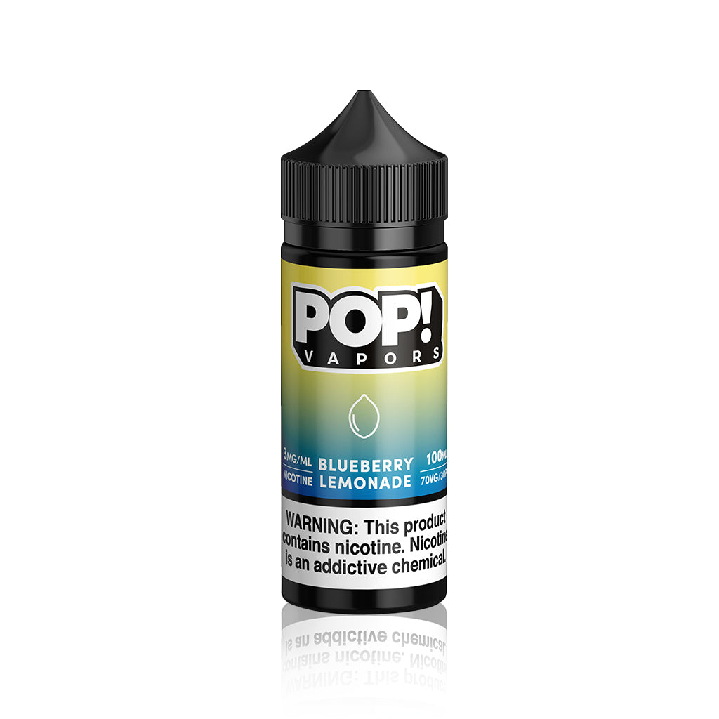 Blueberry Lemonade - Pop Vapors