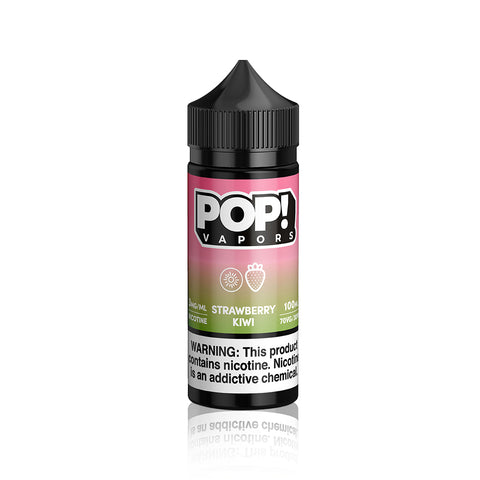 Strawberry Kiwi - Pop Vapors