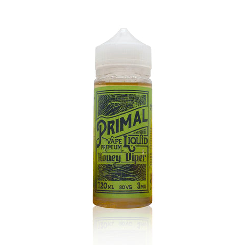 Honey Viper - Primal Vape Co. E Liquid