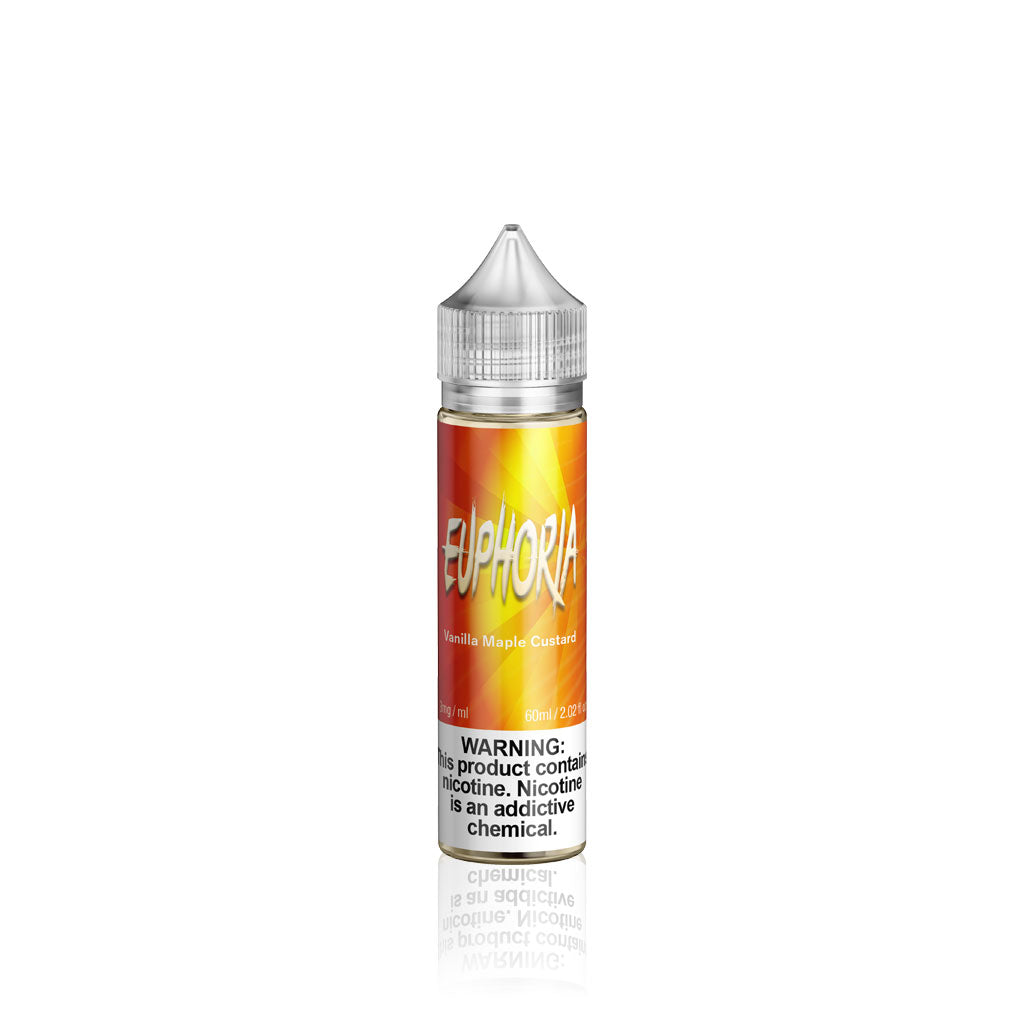 Euphoria - Crafted by Resurrection Vapor E Liquid