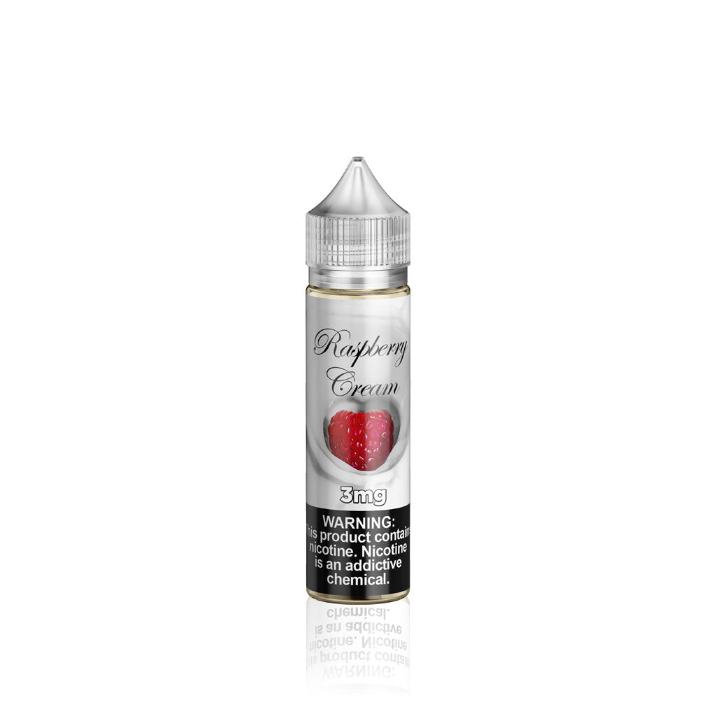 Raspberry Cream - Resurrection Vapor