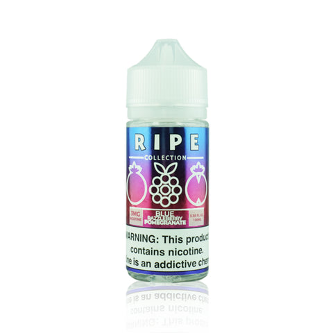 Blue Razzleberry Pomegranate - The Ripe Collection E Liquid