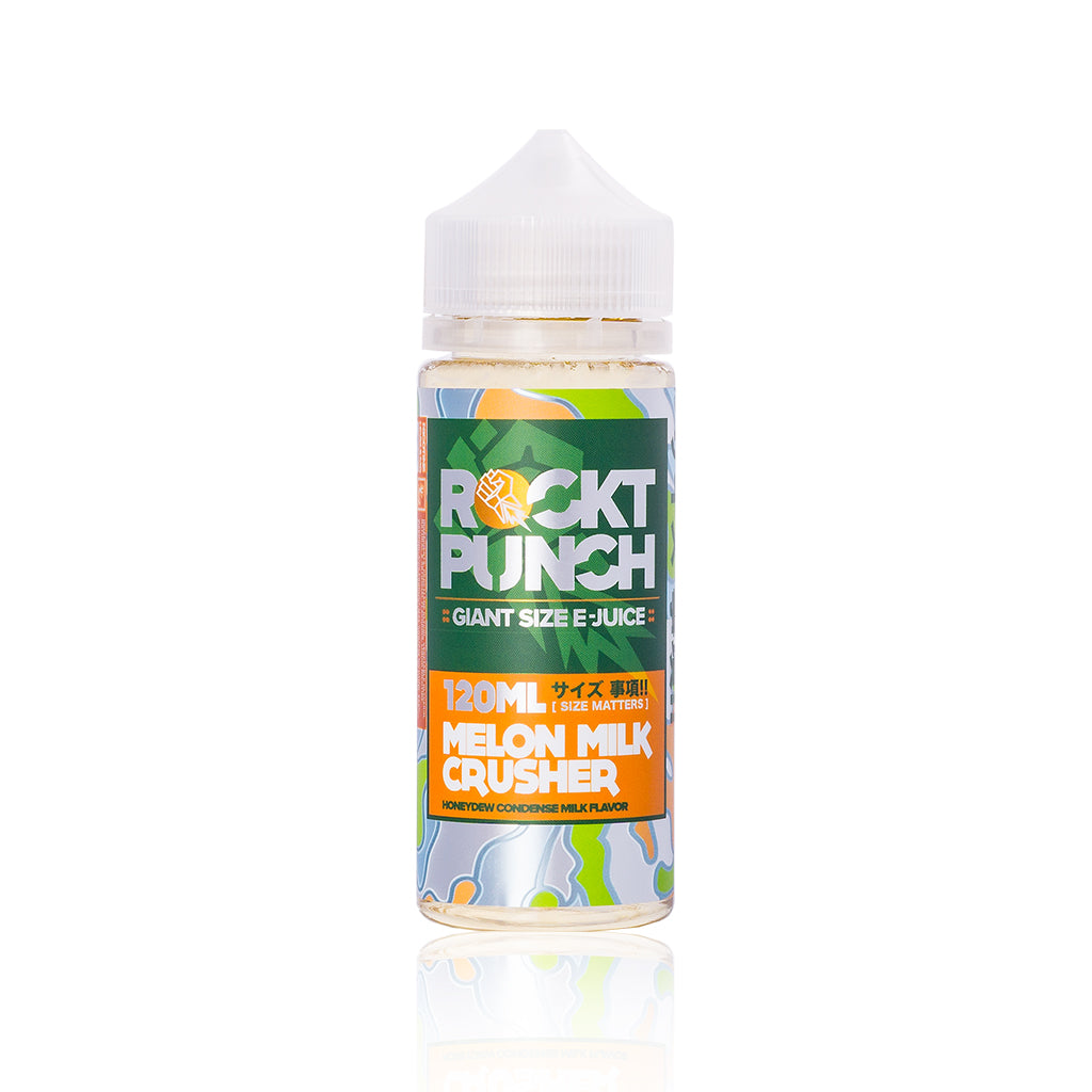 Melon Milk Crusher - Rockt Punch E Liquid