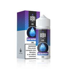 Ice Blue Raspberry - Sua Vapors