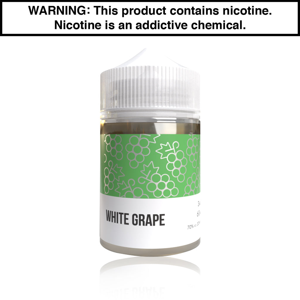 White Grape by Saucy Classics E Liquid